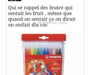 childhood, french, and scented pens image