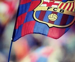fcb, Barca, and Barcelona image
