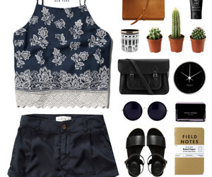 A&F, outfit, and Polyvore image