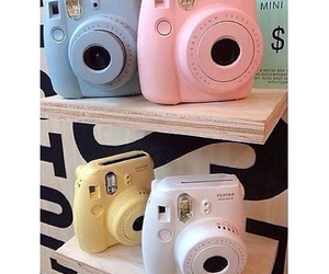 camera, polaroid, and tumblr image
