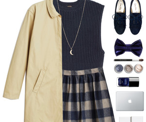 blue, Polyvore, and sweet image