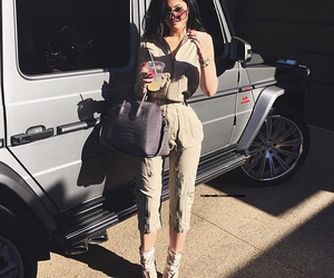 kylie jenner, style, and car image