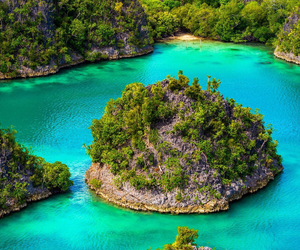 Island, indonesia, and landscape image