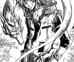 katekyo hitman reborn, manga, and byakuran image