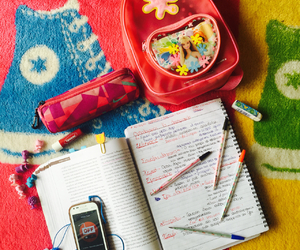 barbie, books, and colorful image