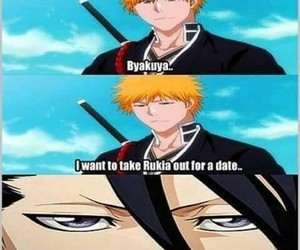 anime, funny, and Ichigo image