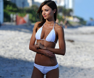 miranda kerr, bikini, and model image