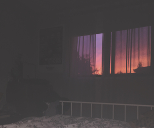 bed and grunge image