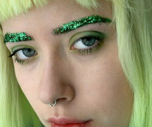 green, aesthetic, and grunge image