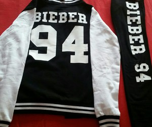 black, perfect day, and justin bieber image