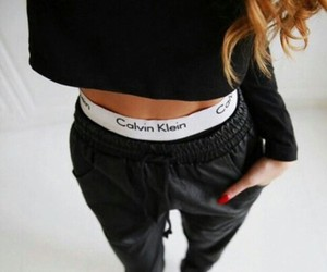 Calvin Klein, fashion, and black image