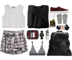 casual, outfit, and clothes image