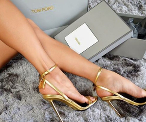 gold, tom ford, and love image