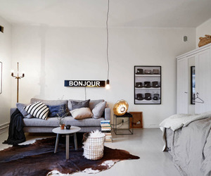 house, design, and room image
