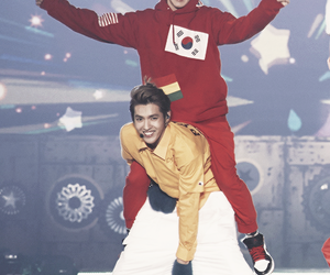 happy times, so adorable, and yifan image