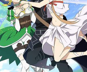 sword art online and anime image
