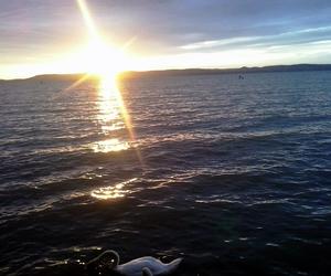 balaton, beautiful, and lake image