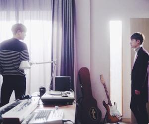 exo, chansoo, and exo next door image