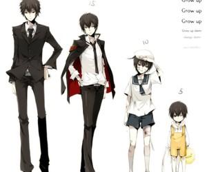khr, anime, and hibari kyoya image