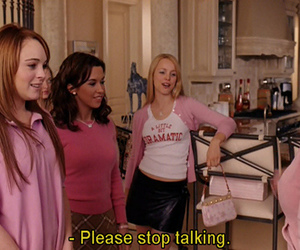 mean girls, quotes, and movie image