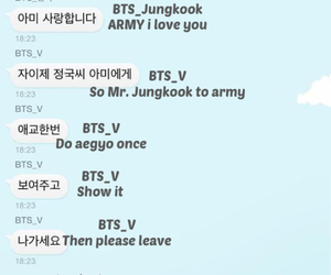couple, bts, and fancafe image
