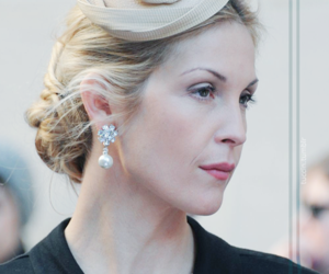gossip girl, kelly rutherford, and lilly bass image