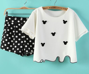 clothes, disney, and cute image