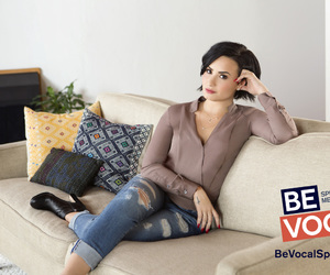 demi lovato and be vocal image