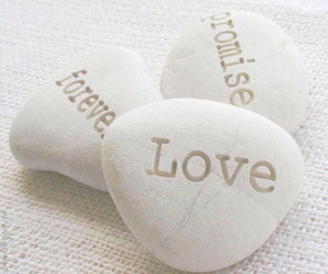 love, forever, and promise image