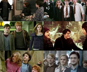 friendship, harry potter, and hermione granger image