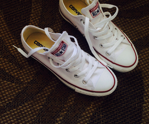 all star, converse, and feeling image