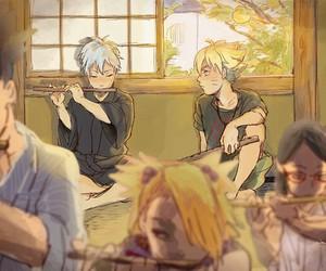 boruto, naruto, and mitsuki image