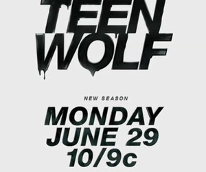 werewolf, teen wolf, and tyler posey image