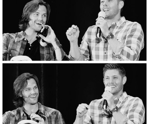 brothers, jensen, and winchester image