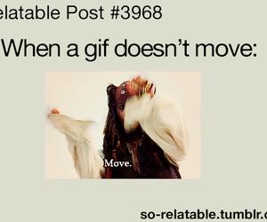 gif and Move image