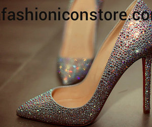 cool, fashion, and heels image
