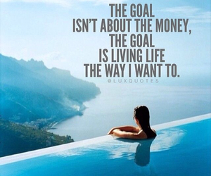 alive, goal, and life image