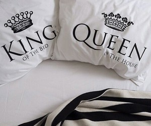 bed, kink, and Queen image