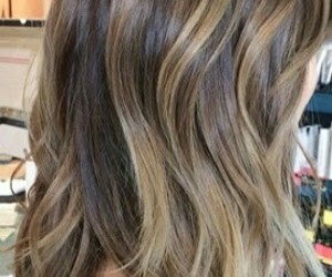 girl, nice, and ombre image