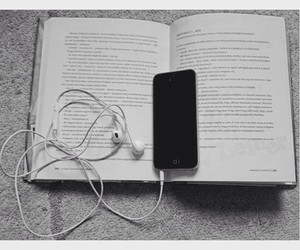 book, read, and iphone image