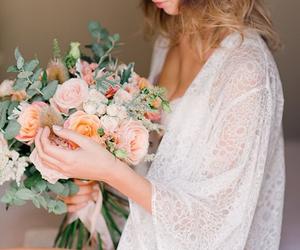 boudoir, white, and bridal image