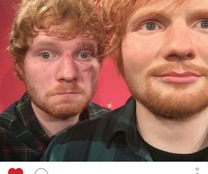 blue eyes, funny face, and ginger image