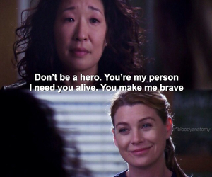 greys anatomy, my person, and friends image