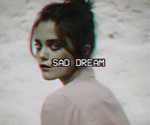 grunge, Dream, and sad image