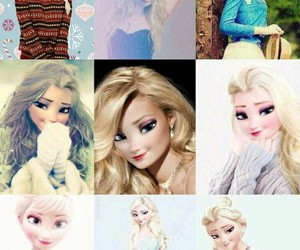 frozen, elsa, and Queen image