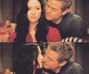 greys anatomy, mark sloan, and lexie grey image