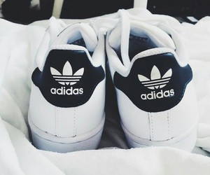 adidas, black, and perfect image