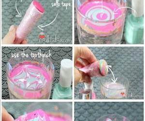 diy, nail art, and nails image
