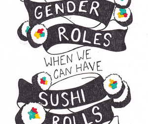 gender, gender roles, and quotes image