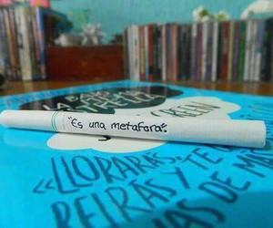 bajo la misma estrella, metaphor, and book image